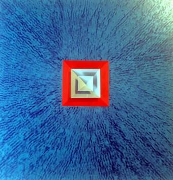 Peter Dittmar - Electronic Colour Window No. 1
