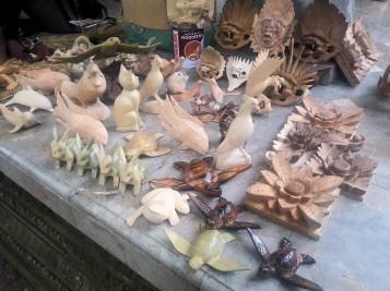 Sculpturi in lemn