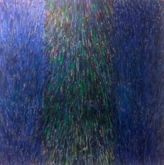 Sirius Takuji Masuda - Blue and Emerald Green