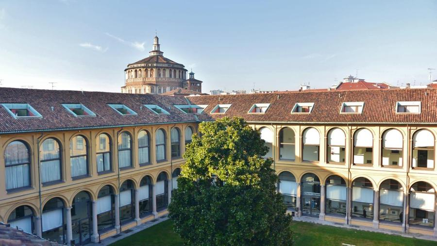 hotel italy palazzo delle stelline travel accommodation