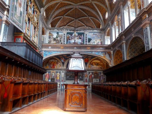 san maurizio al monasterio maggiore milan sistine chapel