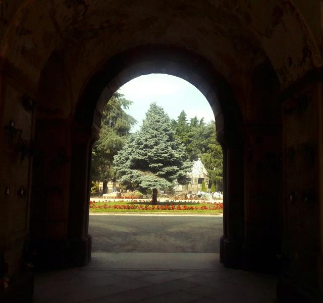 cimitero monumentale milan
