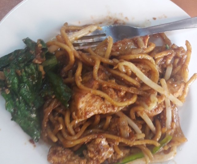 kampung kuala lumpur malaezia lazat cooking school mee goreng mamak