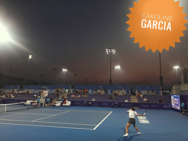 true arena hua hin caroline garcia thailand open tennis