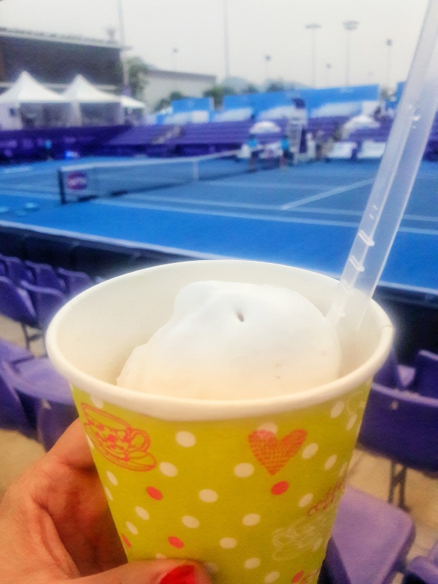 true arena hua hin thailand open coconut ice cream