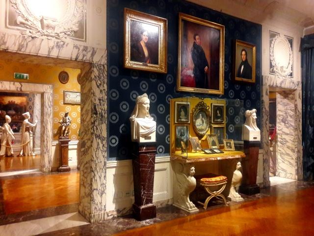italia milano muzeu la scala
