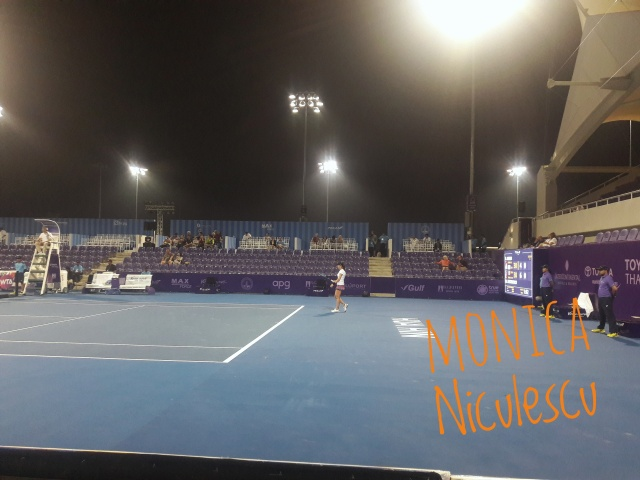 true arena monica niculescu thailand open hua hin tennis