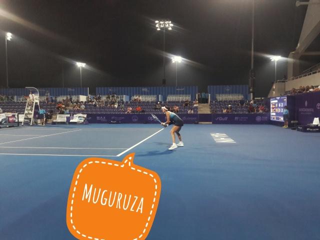 garbine muguruza true arena hua hin thailand open tennis