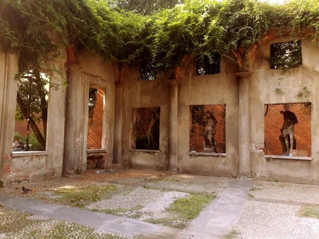 milano italia calatorii strazi milaneze