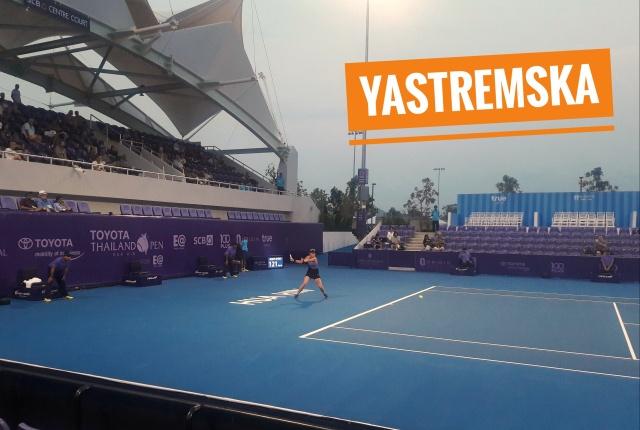 yastremska true arena hua hin thailand open tennis